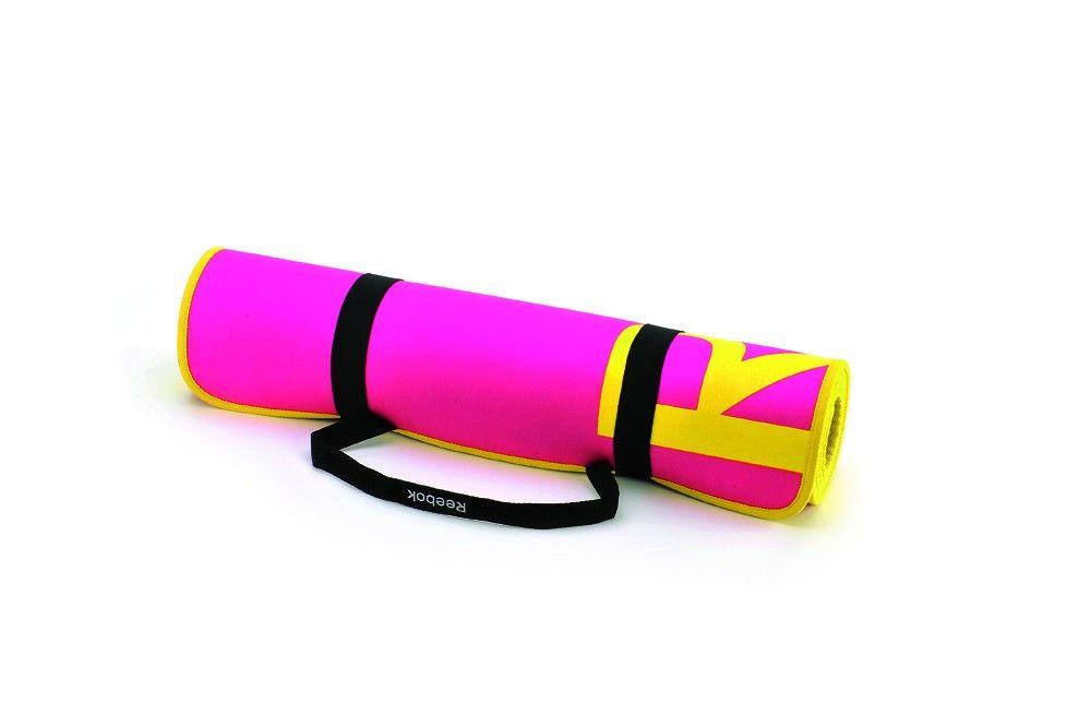 Коврик для фитнеса REEBOK RAMT-11024MG(лиловый)