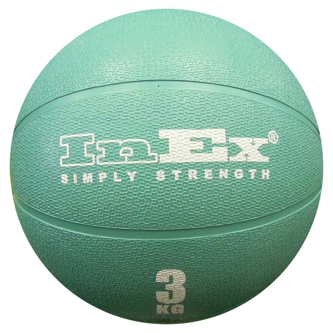 IN/MBR-3 Мяч набивной медицинский 3 кг InEx