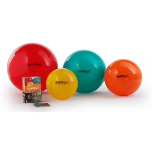 Гимнacтичecкий мяч LEDRAGOMMA Gymnastik Ball Standard (65 см)