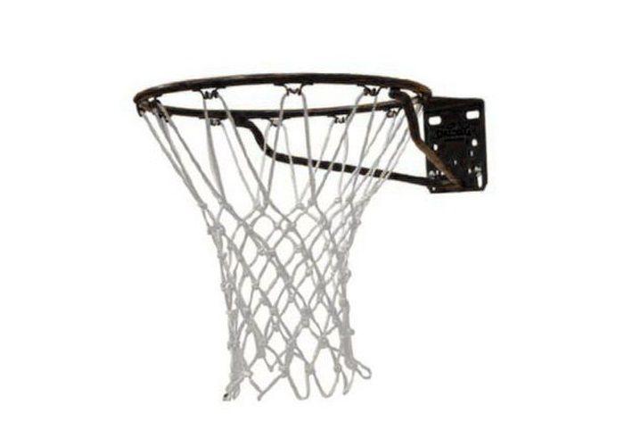 Баскетбольное кольцо Spalding Standart (черное) Арт.7809SCN