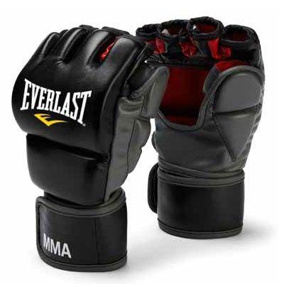 Перчатки тренировочные EVERLAST MMA Grapling