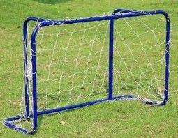 Детские футбольные ворота  с сеткой 90Х61Х36 см