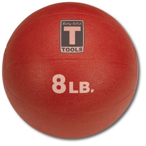 Медицинский мяч 8LB / 3.6 кг красный BSTMB8 Body-Solid