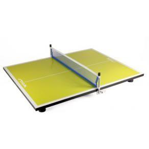 Теннисный стол Stiga Pure Super Mini (зеленый) с сеткой ST-7159