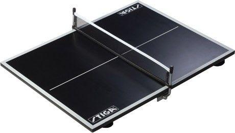 Теннисный стол для помещений Stiga Super Mini с сеткой 7158-00