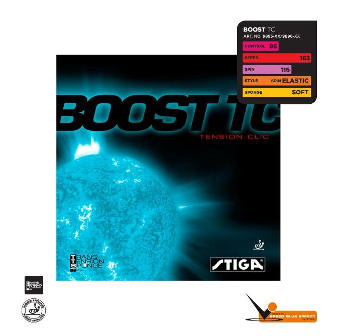Накладка Stiga  Boost TC