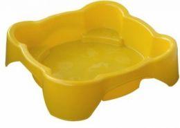 Детская песочница-бассейн Квадратная