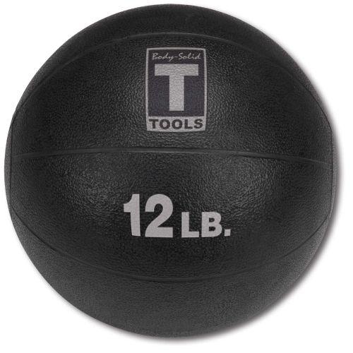 Медицинский мяч 12LB / 5.4 кг черный BSTMB12 Body-Solid