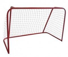 Ворота хоккейные с сеткой цельносварные, 1 х 0,60 х 0,50, труба ? 20 мм