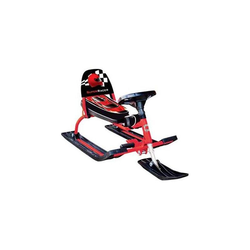 Снегокат Барс Comfort Auto Racer (красный)
