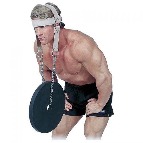 Упряжь для тренировки мышц шеи нейлон MA307V