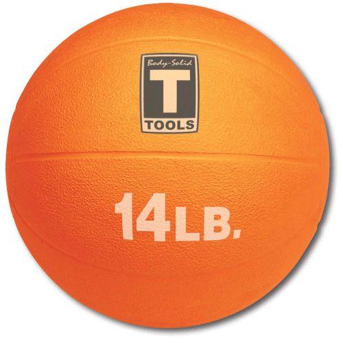 Медицинский мяч 14LB / 6.4 кг оранжевый BSTMB14 Body-Solid