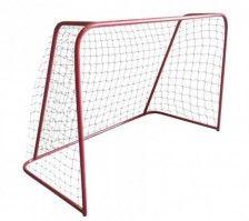 Детские ворота хоккейные с сеткой 1,20м Х 0,80м Х 0,60м, диам 20 мм