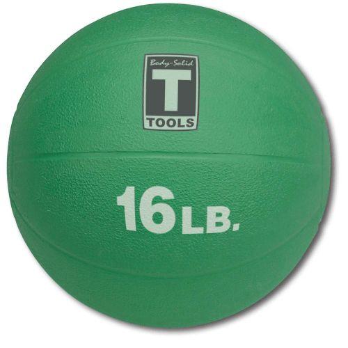 Медицинский мяч 16LB / 7.3 кг зеленый BSTMB16 Body-Solid