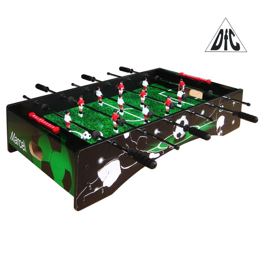 Игровой стол- футбол DFC Marcel GS-ST-1274