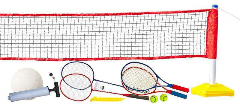 """Комплект """"3 в 1"""" (бадминтон, волейбол, большой теннис) 54.003.00.0"""