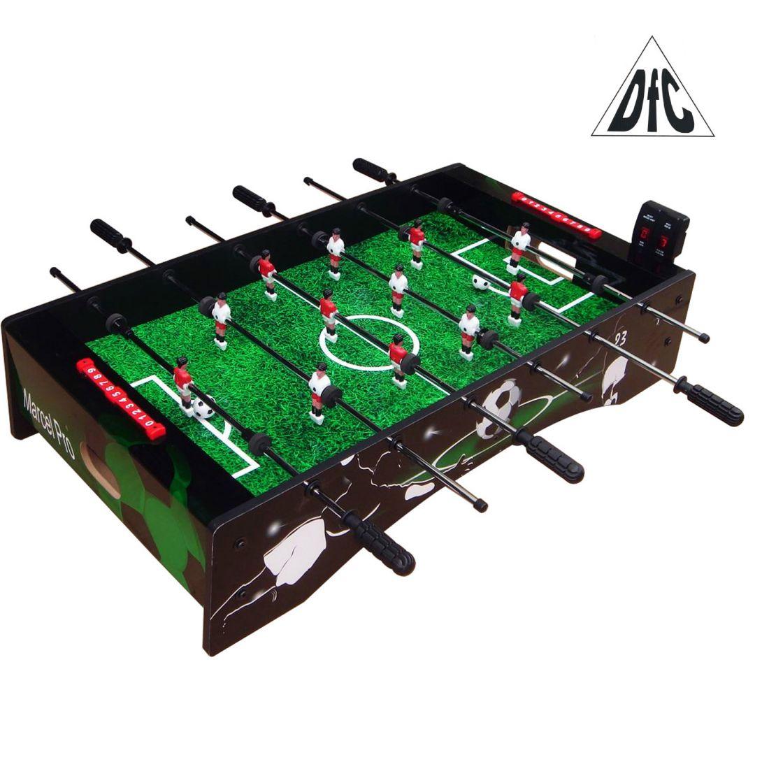 Игровой стол- футбол DFC Marcel Pro GS-ST-1275
