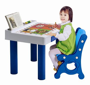 HN-904 Стол и стул Haenim toy