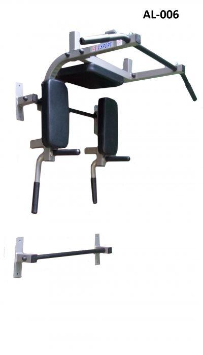 Пресс-брусья-турник (настенный, навесной) AlivSport Al-006