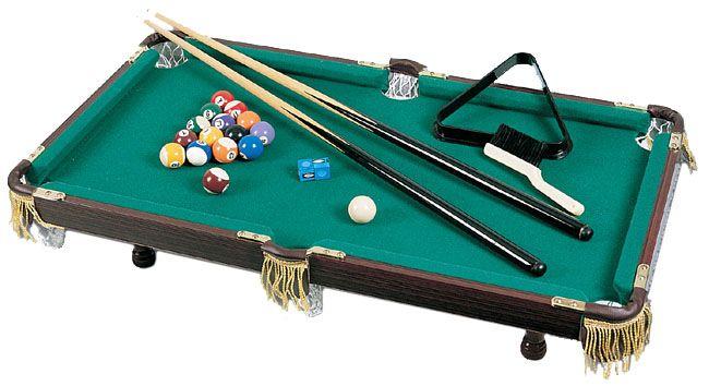 """Игровой стол """"Мини-бильярд"""" (пул)40.036.00.0"""