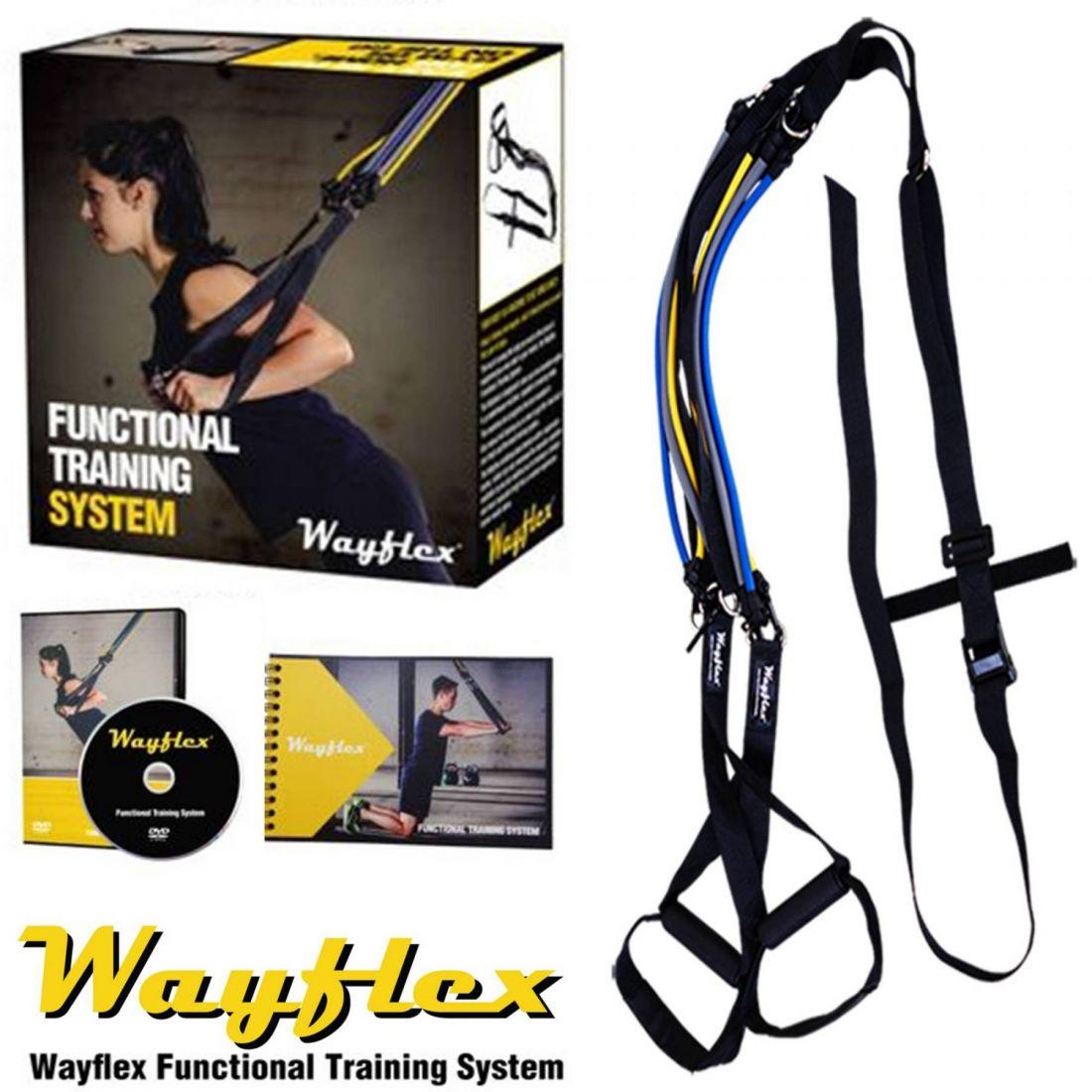 Ременной тренажер Wayflex FTS (Functional Training System)