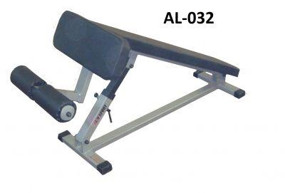 Наклонная скамья для пресса AlivSport AL-032