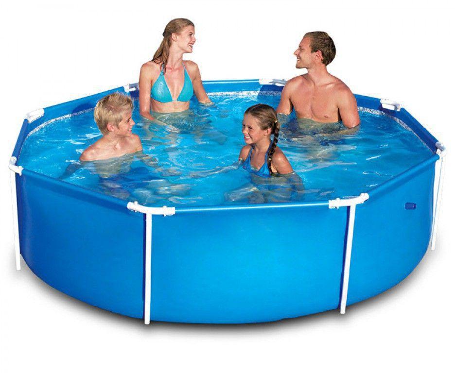 Каркасный бассейн Bestway 56045 Steel Frame Pool