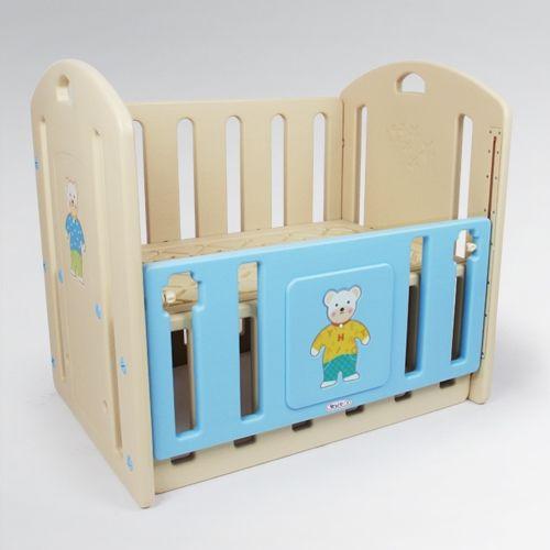 Детская кроватка Haenim toy НОВИНКА HN-337