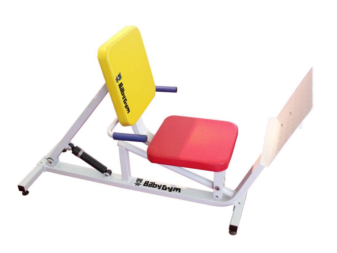 """Тренажер силовой детский Baby Gym """"Жим ногами сидя"""""""