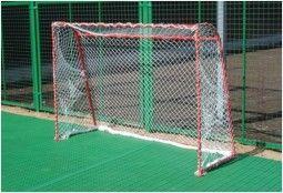 Детские ворота хоккейные разборные с сеткой 1,80х1,20х0,50м диам-25мм