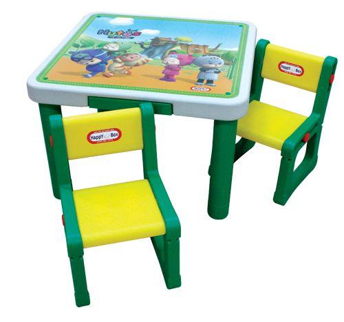 Стол и два стула HAPPY BOX JM-807-1H