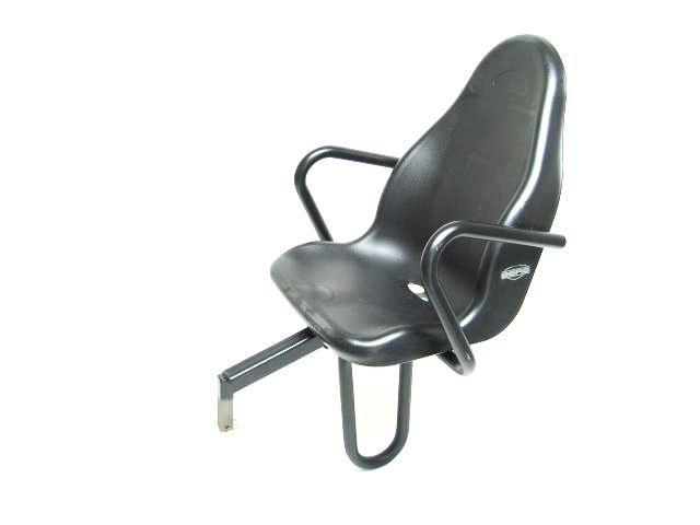 Пассажирское сиденье черное BERG Deluxe 15.00.10