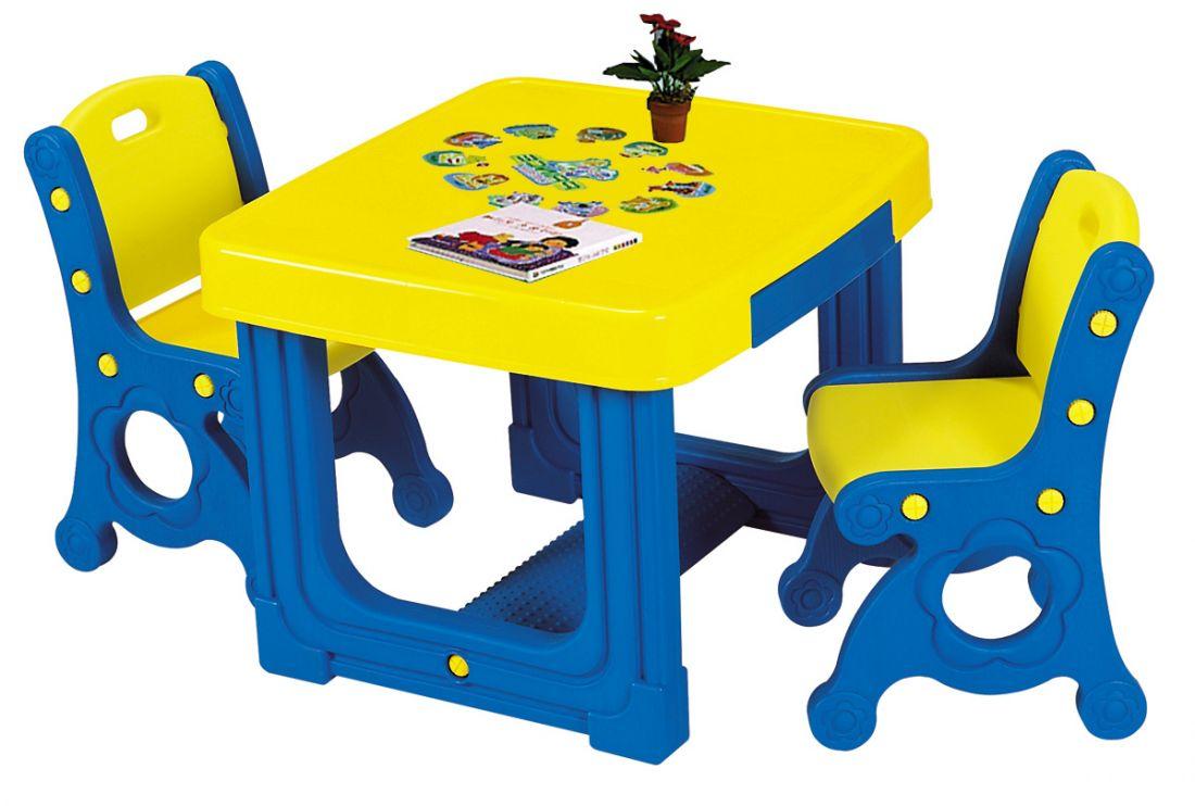Детские наборы мебели Haenim toys ds 905 стол и 2 стула