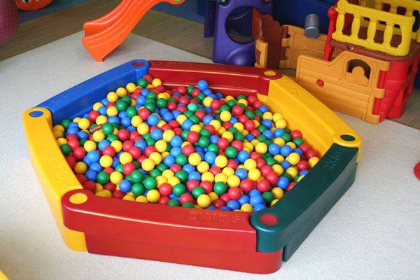 Детская пластиковая песочница 2KIDS (5 элементов)