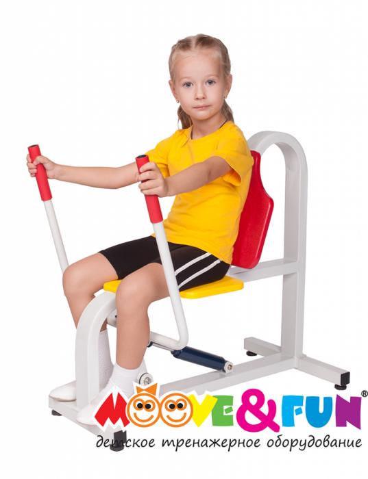 Детский тренажер Жим от груди Юниор PRO MF-E06