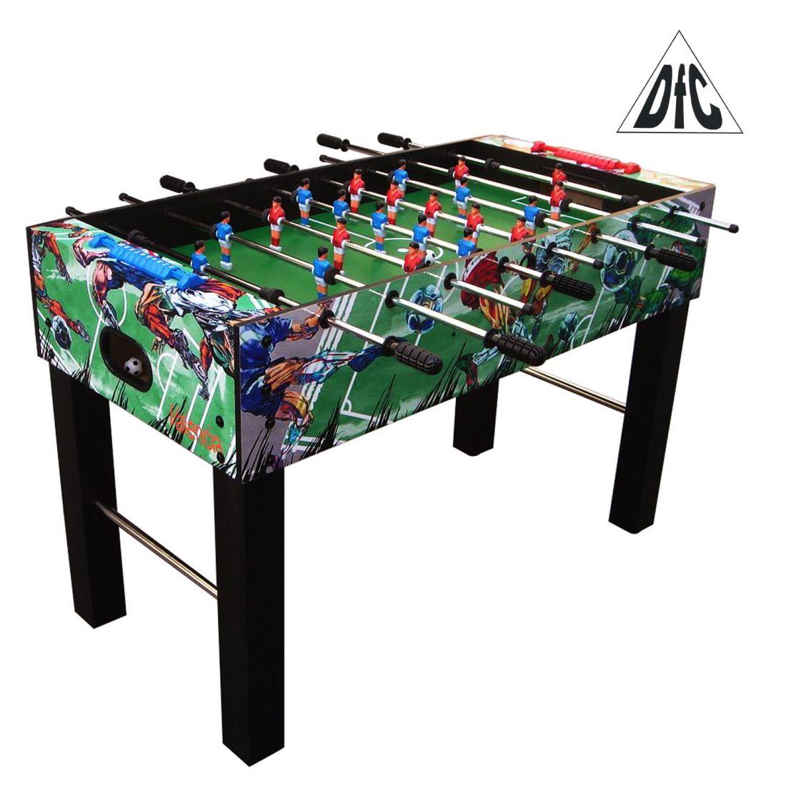 Игровой стол-футбол DFC Valencia GS-ST-1268
