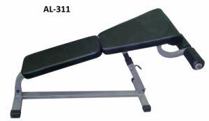 Скамья для пресса и жима AlivSport Al-311