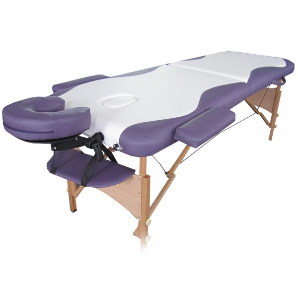 DommedicsМассажный стол деревянный Salto Angel