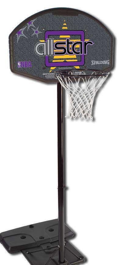 Стойка баскетбольная 65592CN Spalding NBA All Star 44