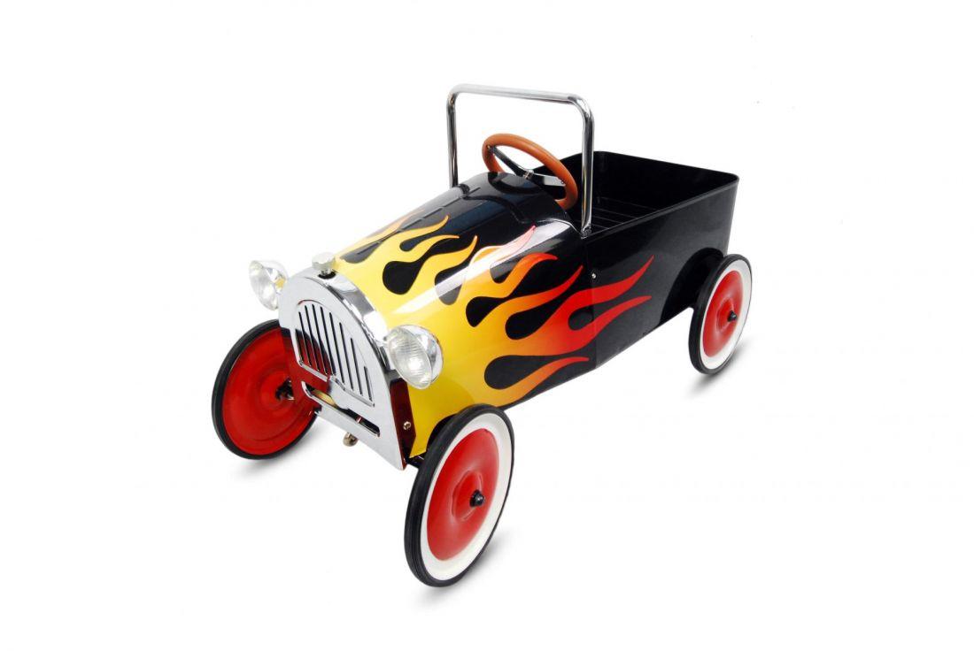 Педальная машинка TVL Speed