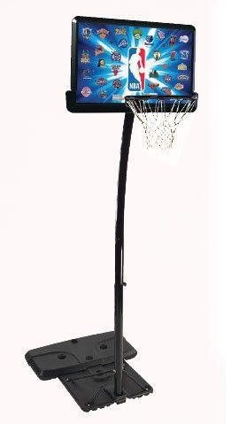 Баскетбольная стойка SPALDING NBA TEAM 65426CN
