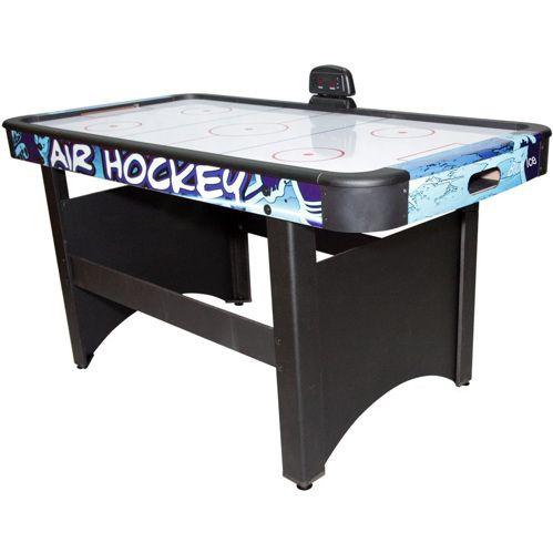 Игровой стол аэрохоккей Blue Ice Pro DFC