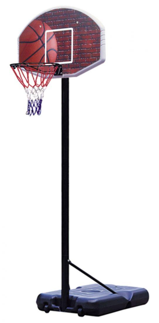 Мобильная баскетбольная стойка DFC SBA014