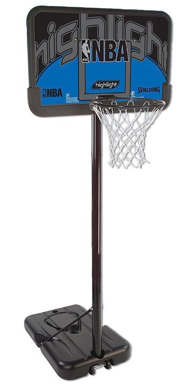 Стойка баскетбольная SPALDING Highlight 77453CN 44
