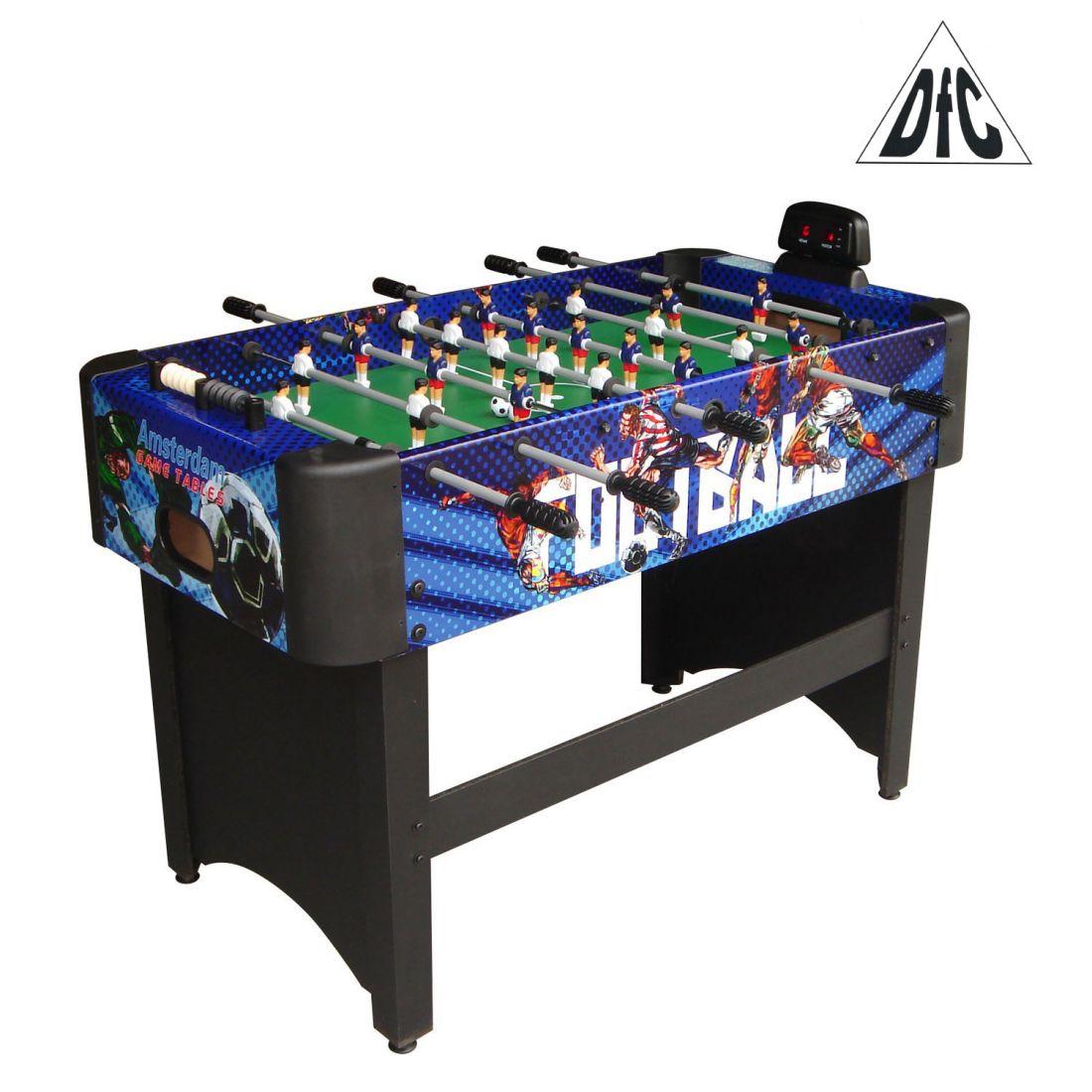 Игровой стол DFC Amsterdam Pro футбол GS-ST-1025