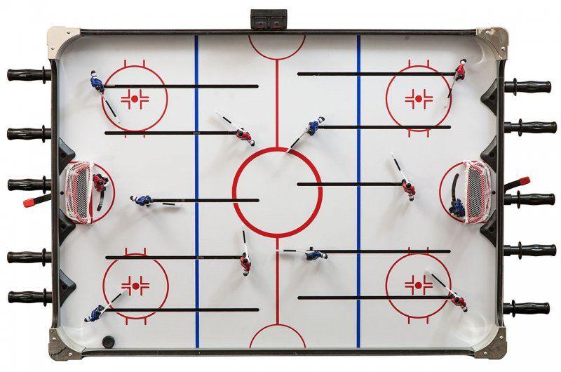 Хоккей «Alaska» (101 x 73.6 x 80 см, серо-синий) 58.002.03.0
