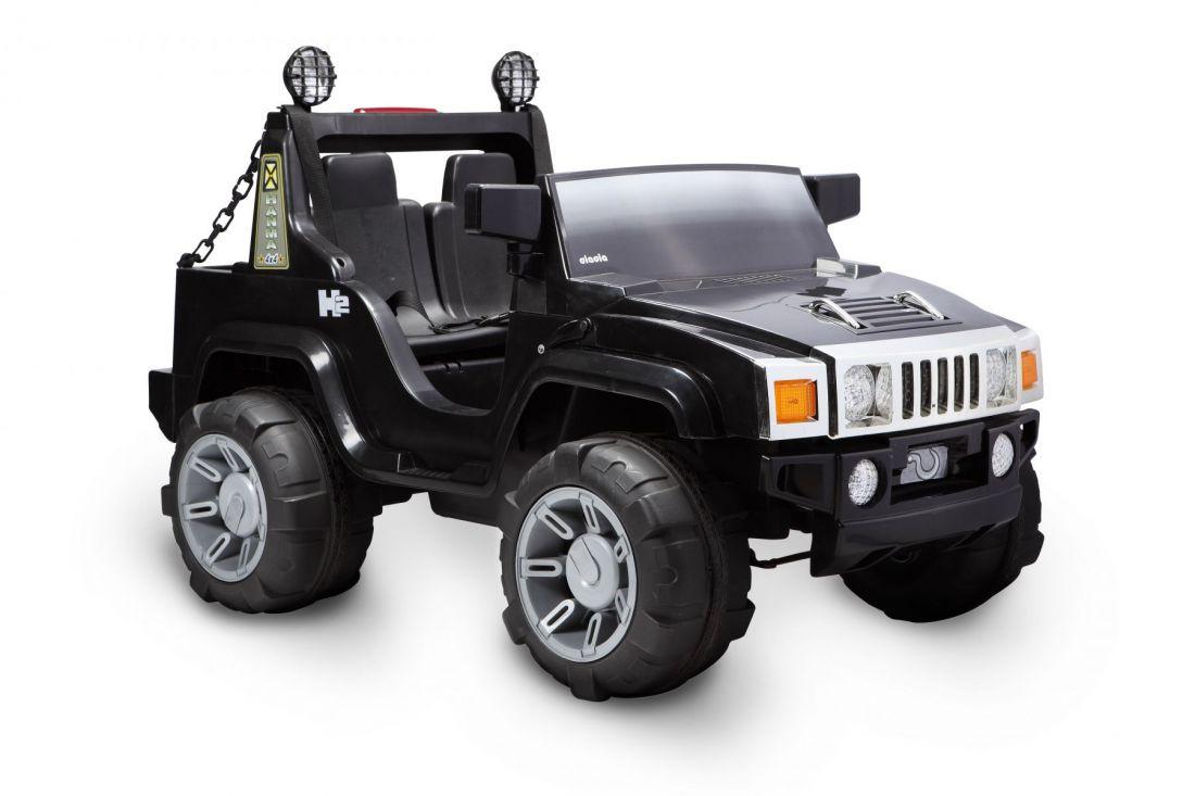 Электромобиль Smart Ride On Hummer