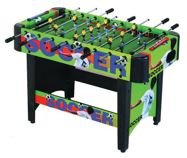 """Игровой стол - футбол """"Ajax"""" (120x61x81см, зеленый)"""