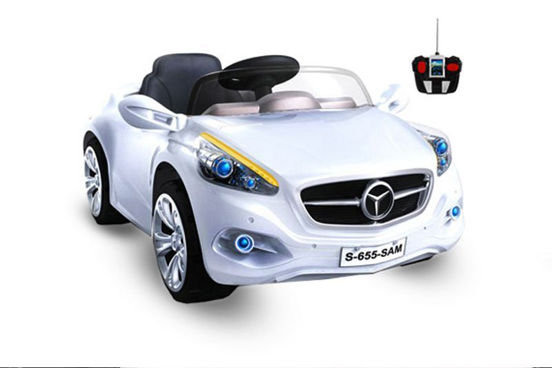 """Детский электромобиль """"Mersedes-Benz"""""""