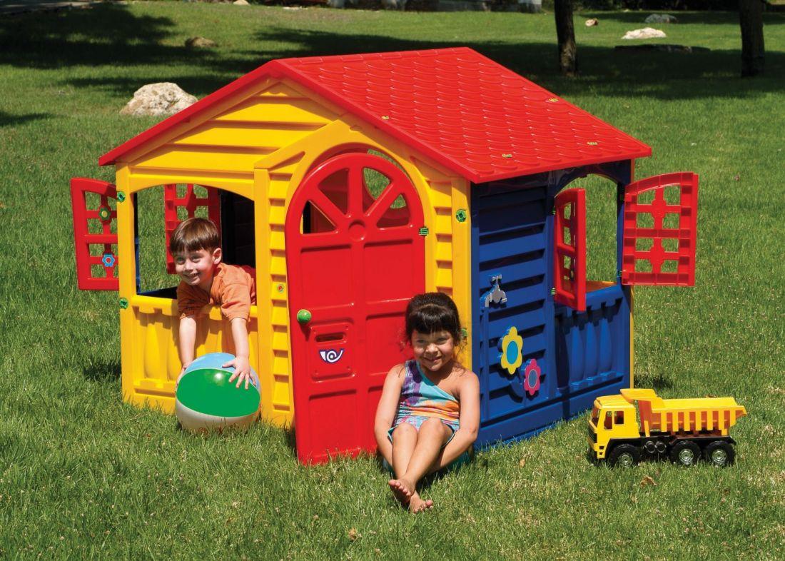 Детский игровой домик Marian Plast 360.